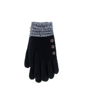 Britt's Knits Gloves - Black 4PC Refill