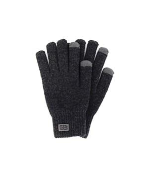 Britt's Knits Men's Frontier Gloves BLK
