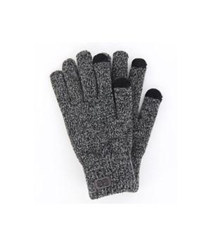 Britt's Knits Men's Frontier Gloves Grey