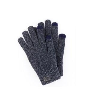 Men's Frontier Gloves Navy - 4 Pack