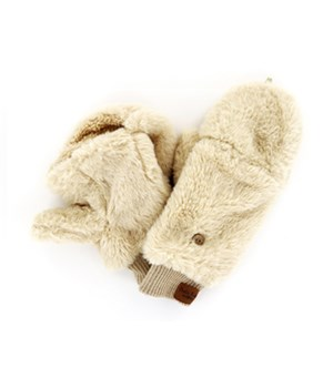Oatmeal Convertible Mittens 4PC Refill