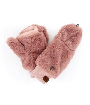 Pink Convertible Mittens 4PC Refill