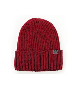 Red Winter Harbor Men's Knit Hat 6PC