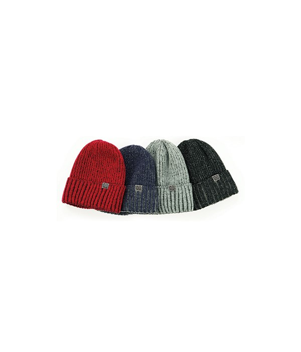 Winter Harbor Men's Knit Hat 24PC