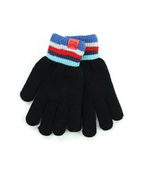 Black Britt's Knits Kid's Gloves 4PC