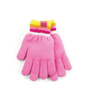 Pink Britt's Knits Kid's Gloves 4PC
