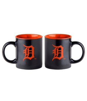 BLACK MUG - DET TIGERS
