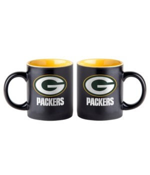 BLACK MUG - GREEN BAY PACKERS
