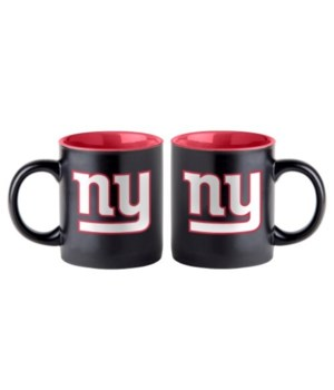 BLACK MUG - NY GIANTS