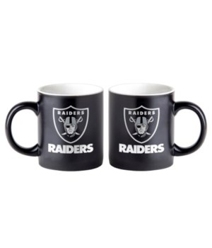 BLACK MUG - OAK RAIDERS