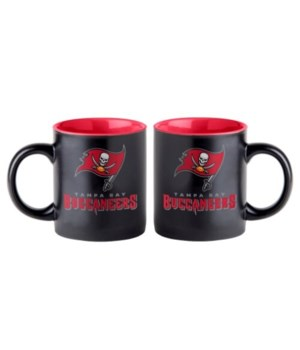 BLACK MUG - TAMPA BAY BUCS