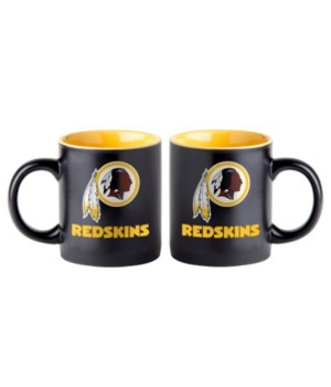 BLACK MUG - WASH REDSKINS