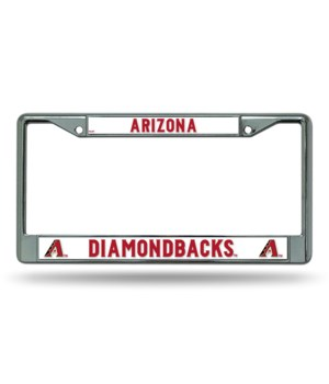 AZ DIAMONDBACKS CHROME FRAME