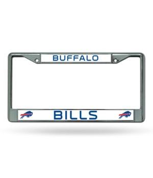 BUF BILLS CHROME FRAME
