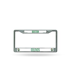 B CELTICS CHROME FRAME