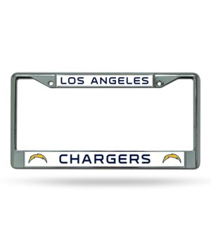 LA CHARGERS CHROME LP FRAME