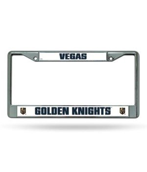 LAS VEGAS GOLDEN KNIGHTS CHROME FRAME