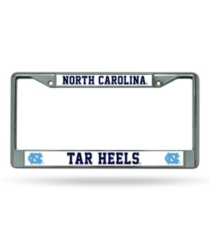 N C TARHEELS CHROME FRAME