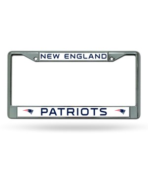 NE PATRIOTS CHROME FRAME