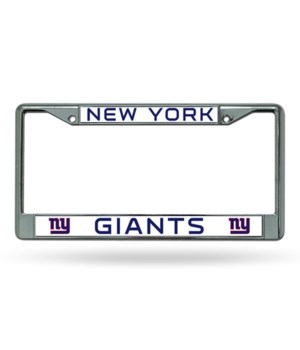 NY GIANTS CHROME  FRAME
