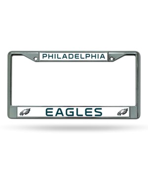 P EAGLES CHROME FRAME
