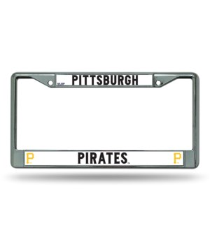 PITT PIRATES CHROME FRAME