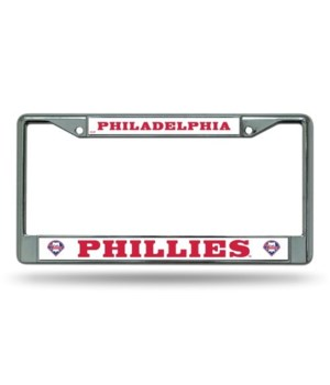 P PHILLIES CHROME FRAME