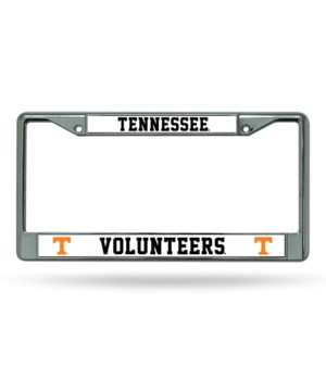 TENN VOLS CHROME LP FRAME