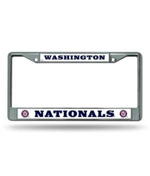 WASH NATIONALS CHROME FRAME