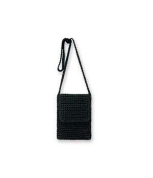 Cafe' Crossbody Crochet Bag 12PC
