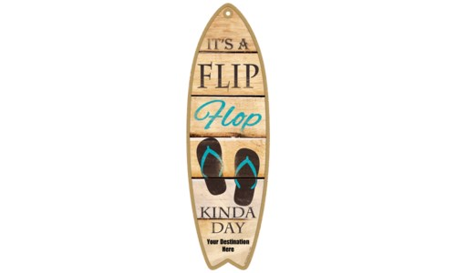Surfboard Plank