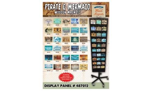 Pirate & Mermaid
