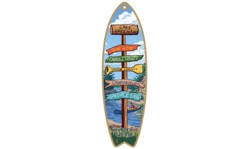 5x15 Surfboard