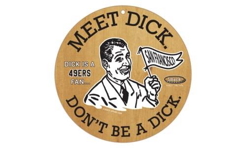 Rival Meet Dick-NFL