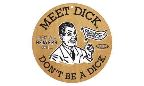 Rival Meet Dick-NCAA