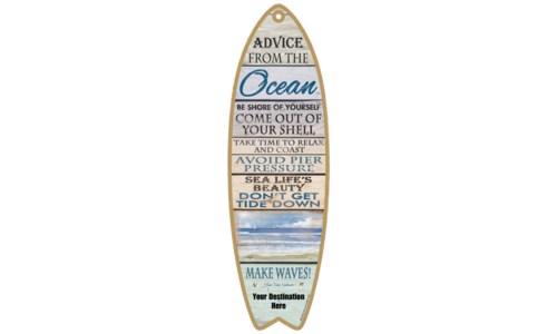 Advice Surfboard