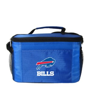6PK COOLER - BUFF BILLS