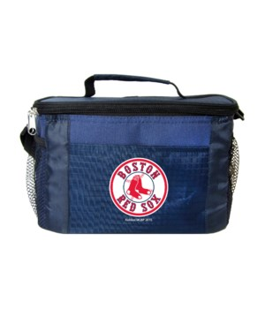 6PK COOLER - BOS RED SOX