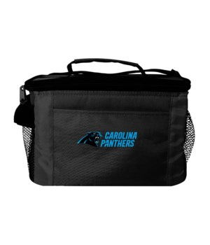 6PK COOLER - CAR PANTHERS