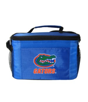 6PK COOLER - FLORIDA GATORS