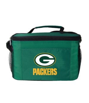 6PK COOLER - GB PACKERS