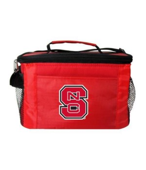 6PK COOLER - NC STATE WOLFPACK