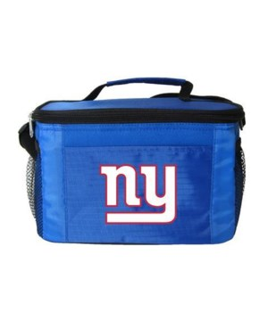 6PK COOLER - NY GIANTS