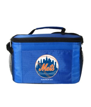 6PK COOLER - NY METS