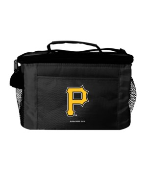 6PK COOLER - PITT PIRATES