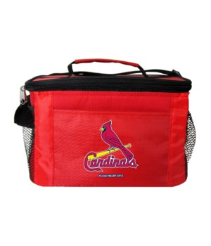 6PK COOLER - ST LOUIS CARDINALS