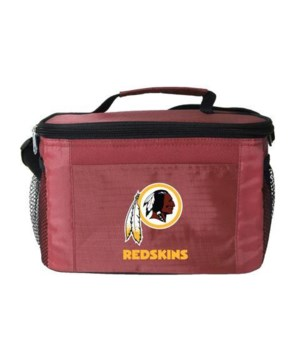 6PK COOLER - WASH REDSKINS