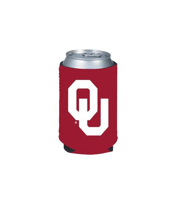 OKL SOONERS COLLAPSIBLE COOLIE