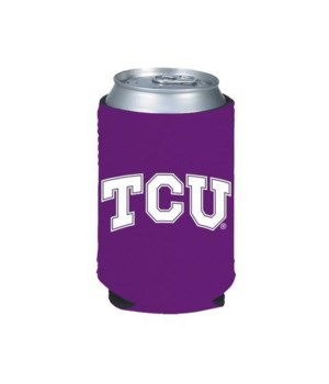 TEXAS CHRISTIAN COLLAPSIBLE COOLIE
