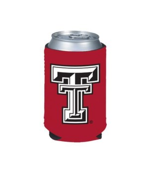 TEXAS TECH COLLAPSIBLE COOLIE